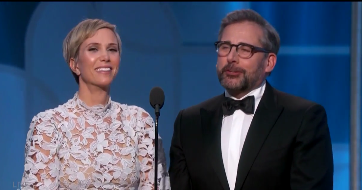 Steve Carrell Kristen Wiig best animated film